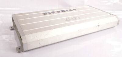 Hifonics Zeus ZRX Series Mono Vehicle Amplifier