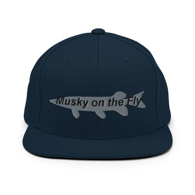 Snapback Musky Hat