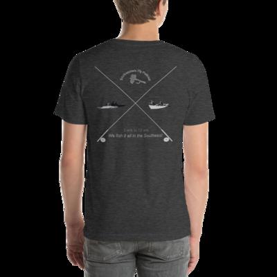 2 wts. - 12 wts. - Short-Sleeve Unisex T-Shirt