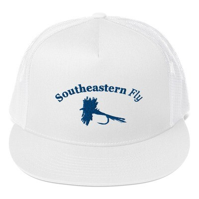 Dry Fly - Flat Bill Trucker Hat