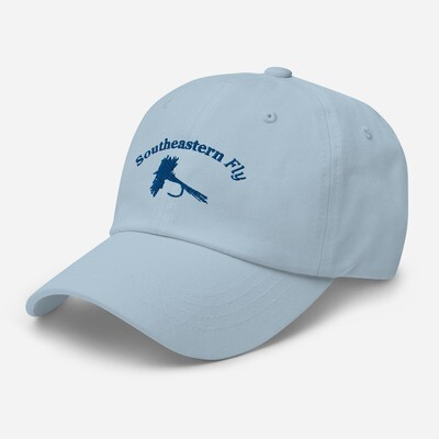 Fly Fishing - Low Profile 6 Panel Hat