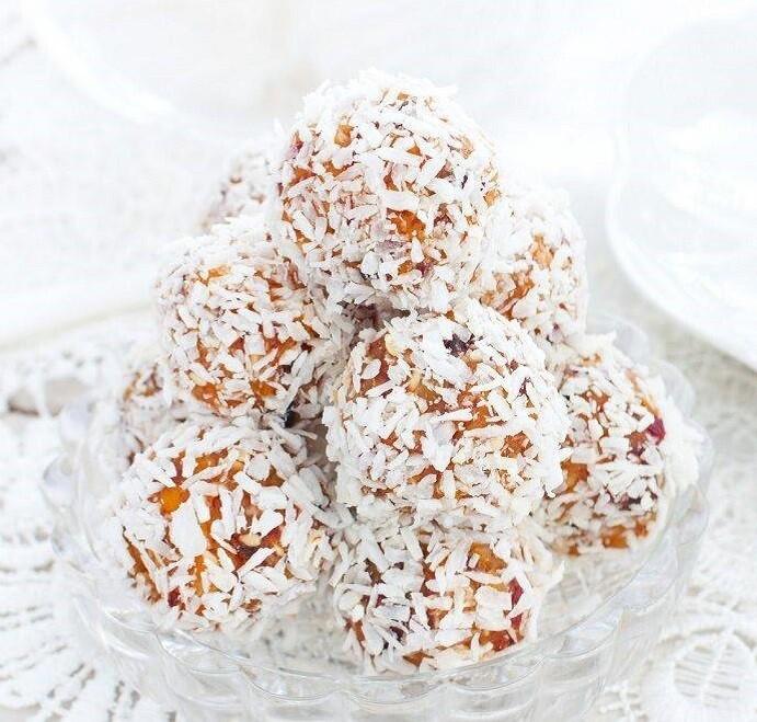 Walnut Cardamom -  Wholesale 1 bag = 5 (1 oz)  balls