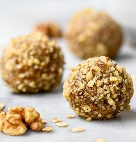 Baklava Energy Balls