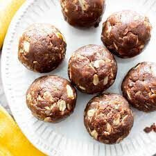 Weekly Delivery - 36 Chocolate Chip Oatmeal Balls