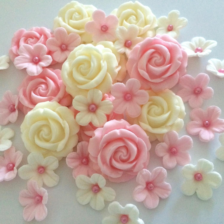 Pink Blush Rose Mix