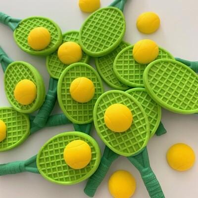 Green Tennis Rackets