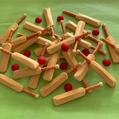 Cricket Bats & Balls