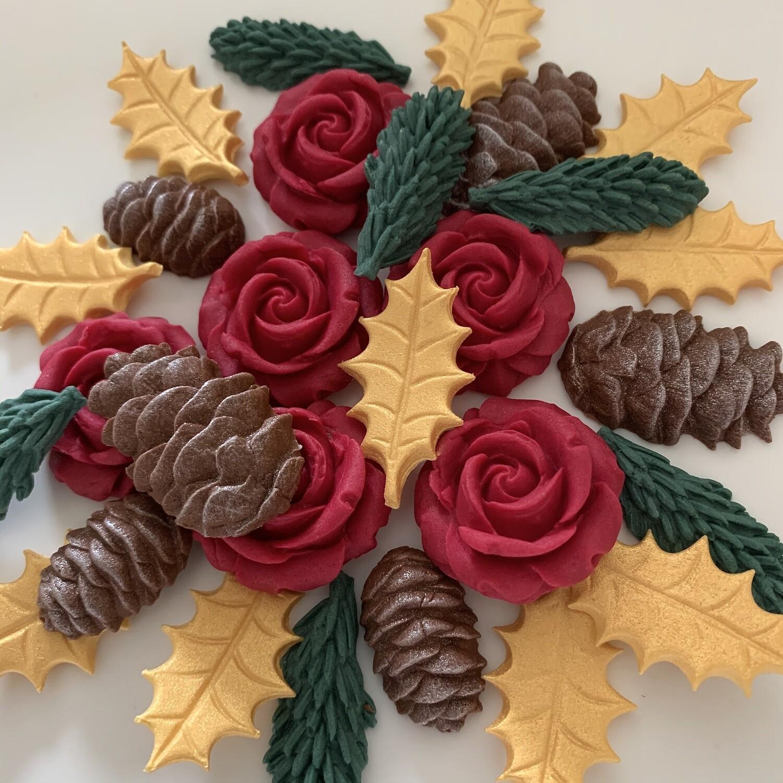 Pine Cone Bouquet