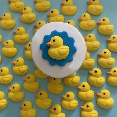 Yellow Ducks