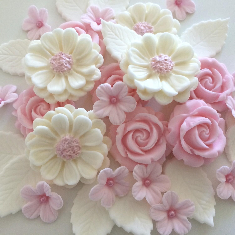 Pink Blush Rose Bouquet