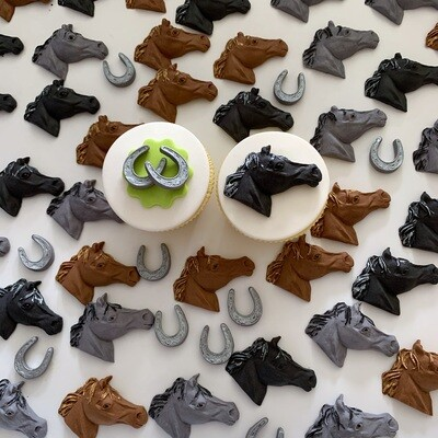 Horse Cake Decorations