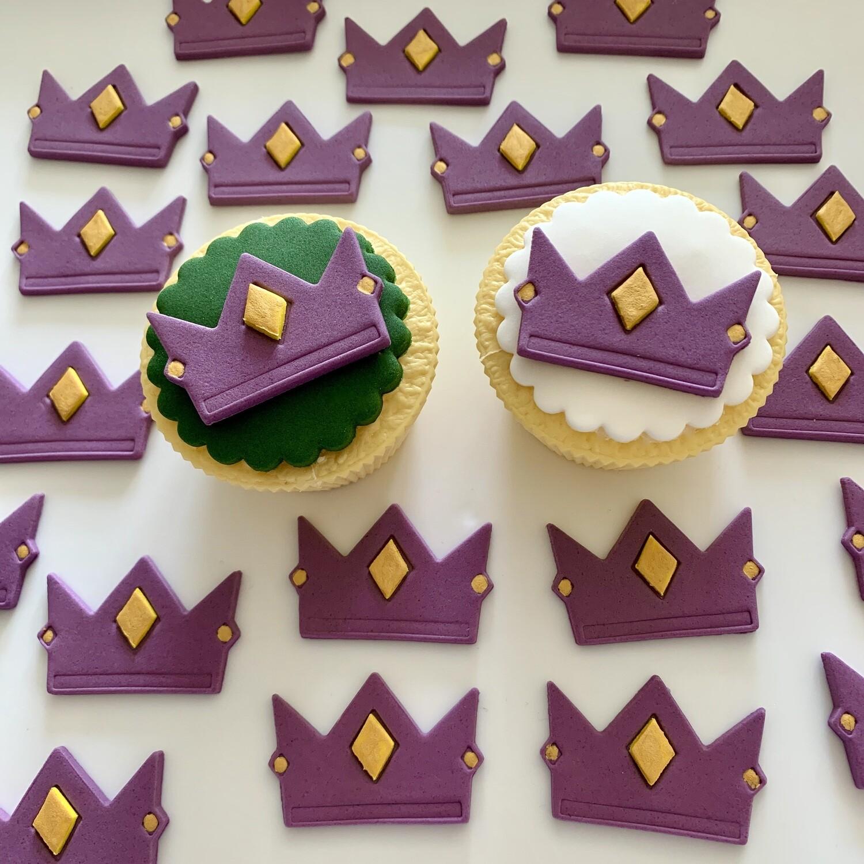 Purple Crowns