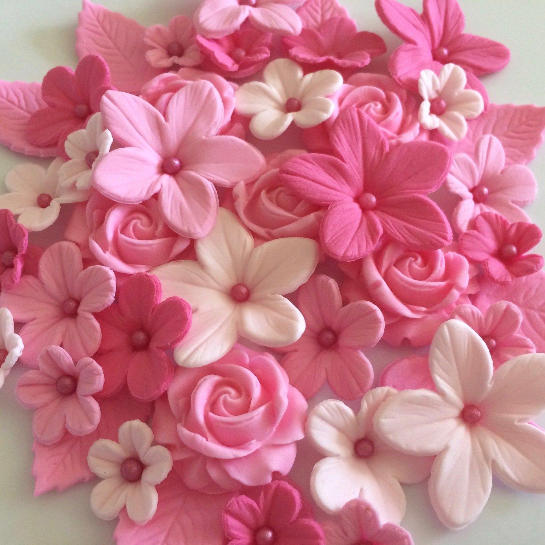 Love Pink Flowers