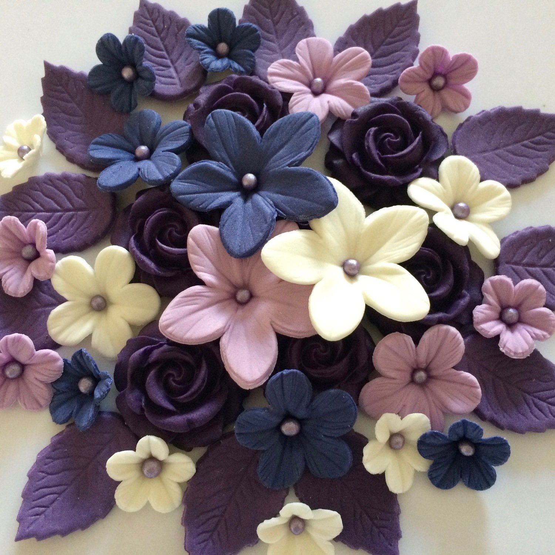Love Purple Flowers