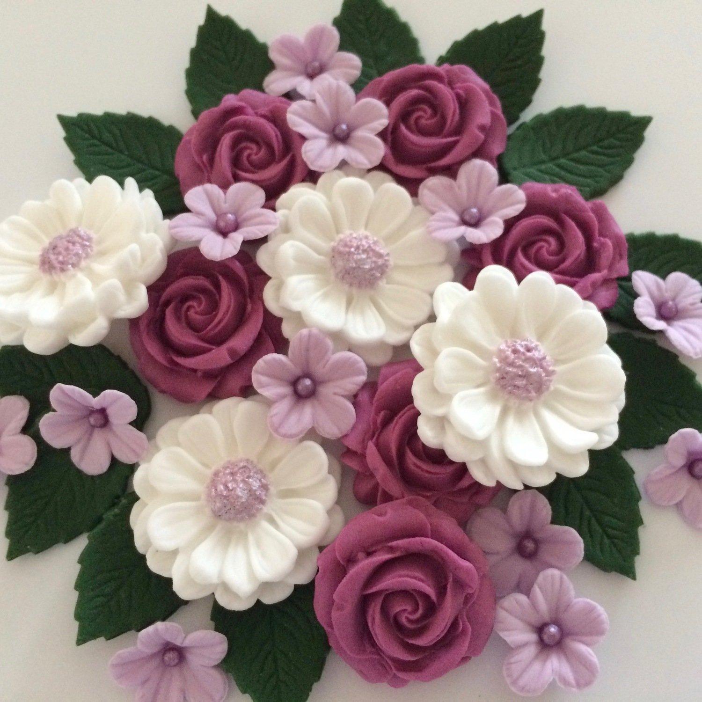 Magenta Rose Bouquet