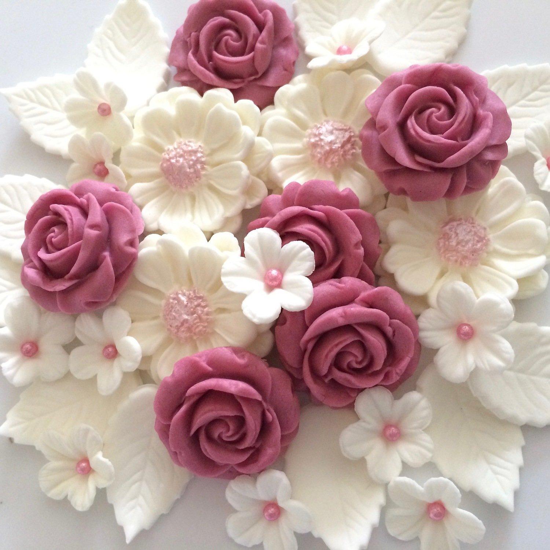 Dusky Pink Rose Bouquet