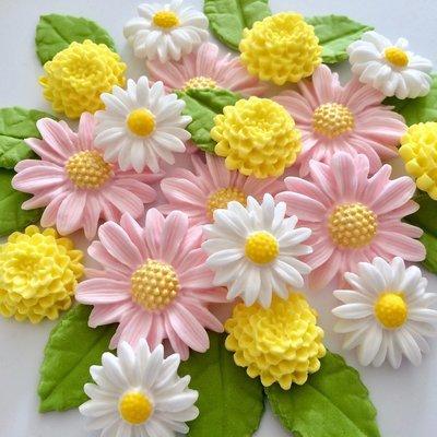 Pink Lemon Daisy Bouquet