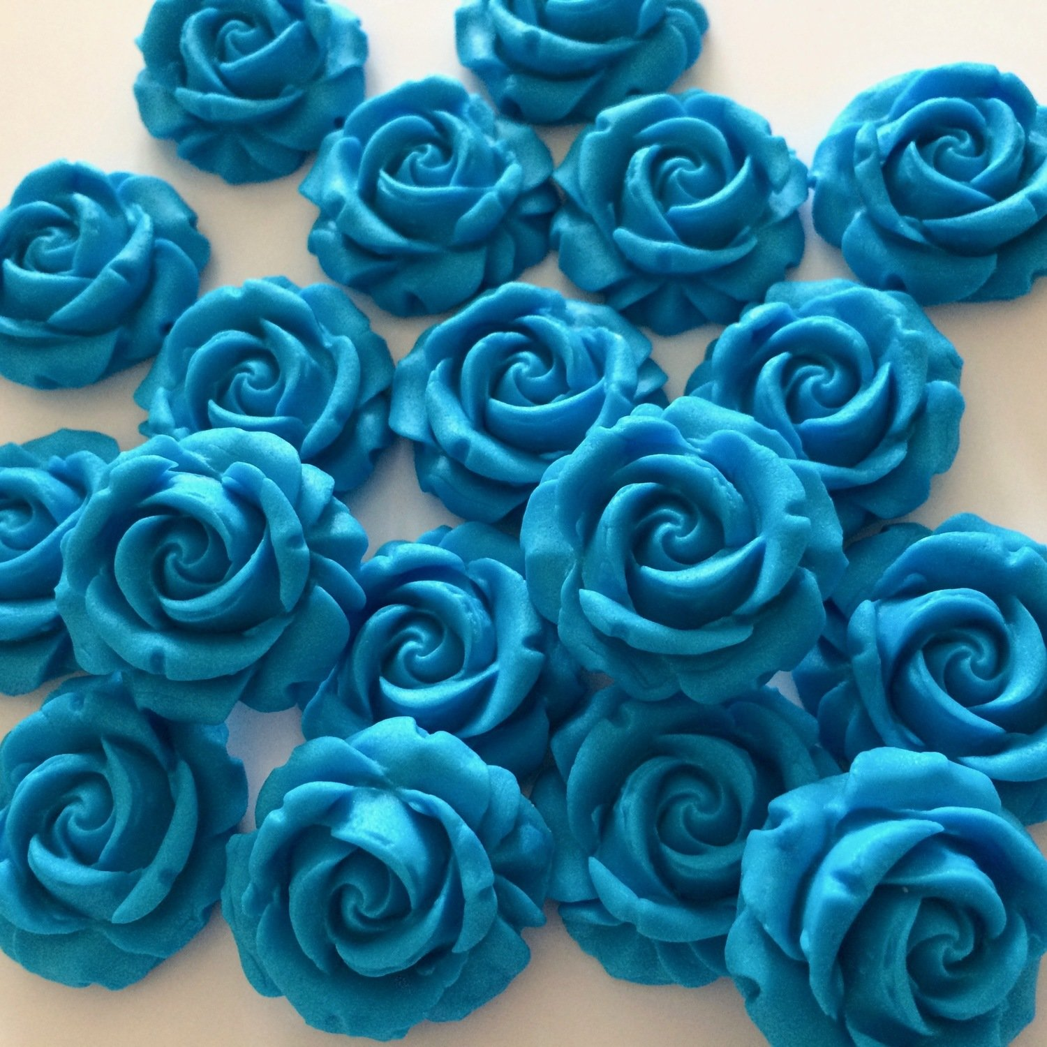 Ice Blue Roses