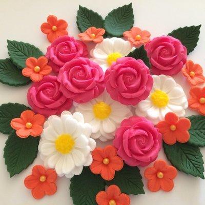 Tutti Frutti Rose Bouquet