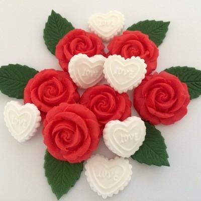 Valentine Red Roses