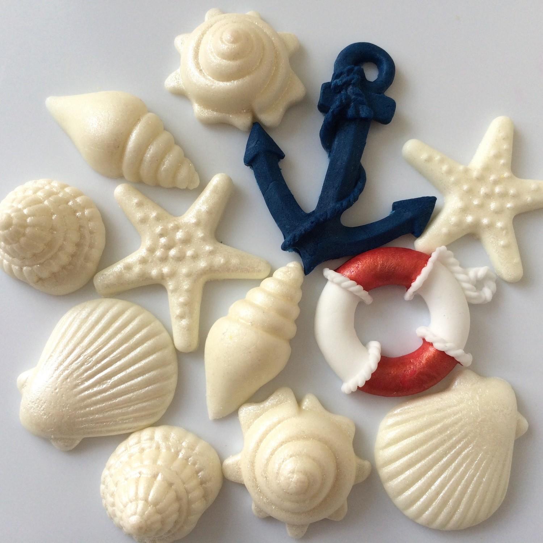 Nautical Seashells