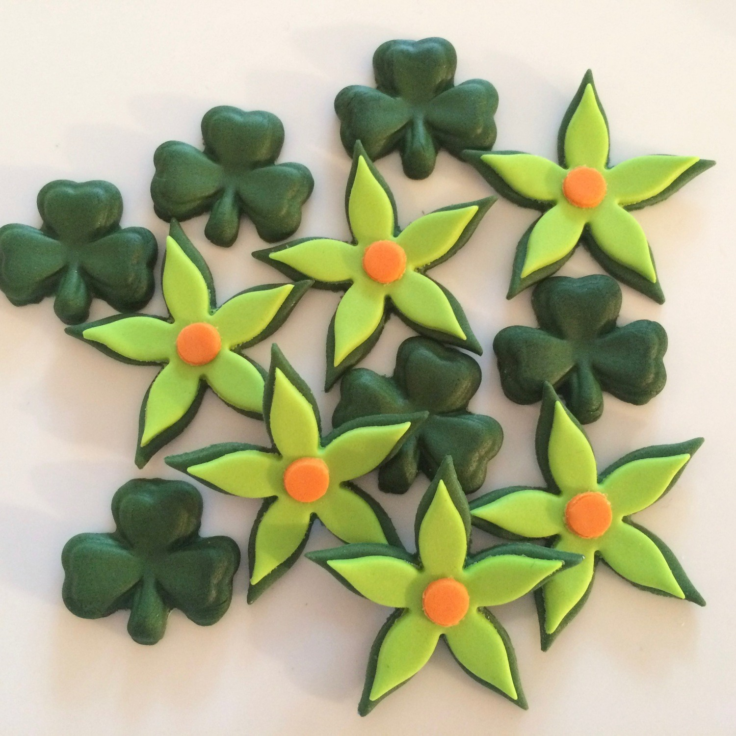 St Patrick's Day Cake Decorations