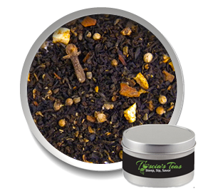 Black Chai Spice Tea