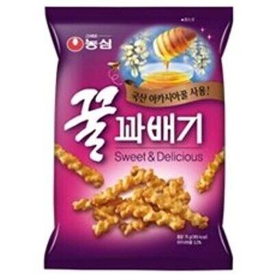 Nongshim Honey Twist Snack (75G)