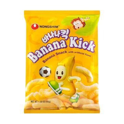 Nongshim Banana Kick (45G)