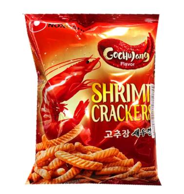 Nongshim Shrimp Flavoured Cracker - Gojuchang (75G)