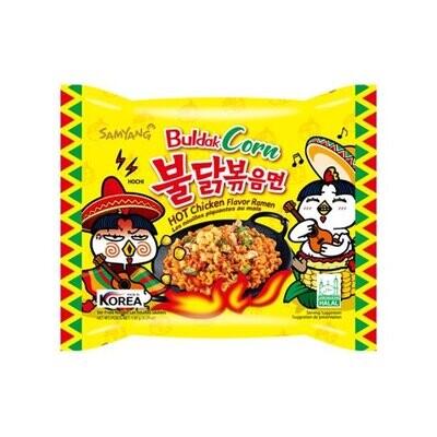 Samyang Buldak Corn Hot Chicken Flavor Ramen