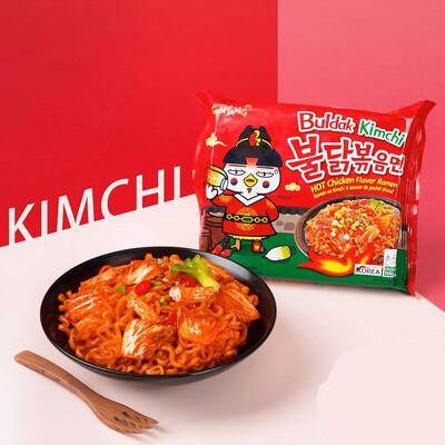 Samyang Buldak Kimchi Hot Chicken Flavour Ramen