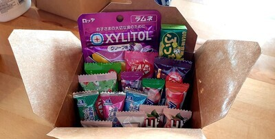 Candy Crush Box