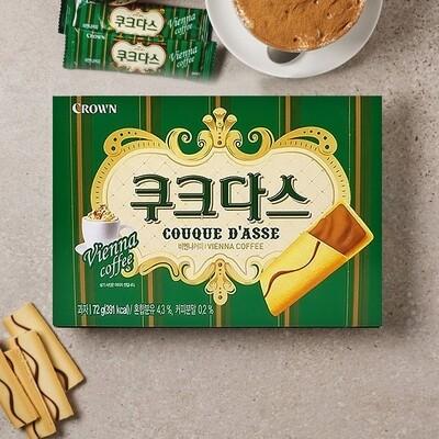 Crown Vienna Coffee Biscuits
