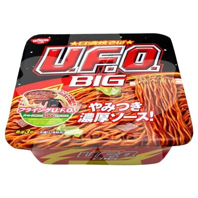Nissin Big UFO Yakisoba (168G)