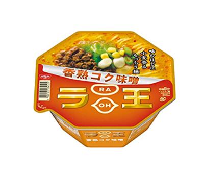 Nissin Raoh Rich Miso Noodle Bowl (122g)