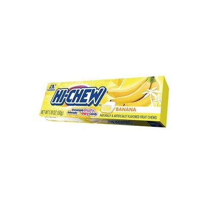 Morinaga Hi-Chew Banana (50G)