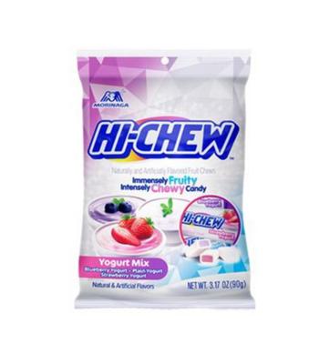 Morinaga Hi-Chew Immensely Fruity - Sweet & Sour (90G)