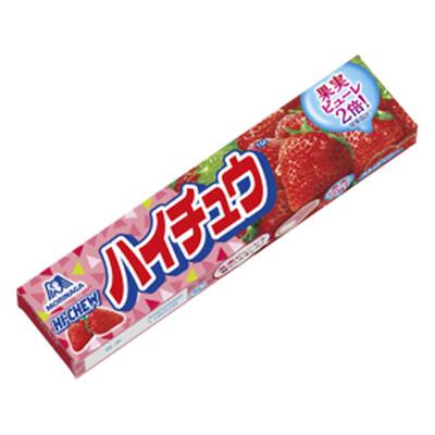Morinaga Hi-Chew Strawberry (58G)