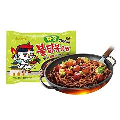 Samyang Buldak Jjajang Hot Chicken Flavour Ramen