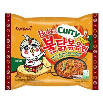Samyang Buldak Curry - Hot Chicken Flavor Ramen