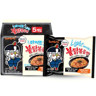 Samyang Buldak Light Hot Chicken Flavour Ramen