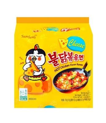 Samyang Buldak Cheese Hot Chicken Favour Ramen