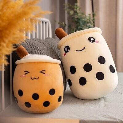 Bubble Tea Plush Toy