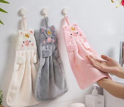 Hand Towel Piggy