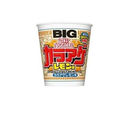 Nissin Big Cup Noodle Chicken Lemon Flavour (96G)