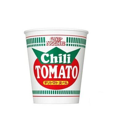 Nissin Chili Tomato Cup Noodle (76G)