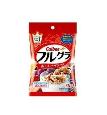 Calbee Frugra Cereal - Fruit & Granola (50G)