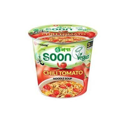 Nongshim Soon Chili Tomato Cup (75G)