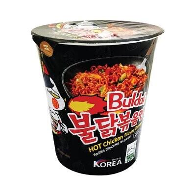 Samyang Buldak - Hot Chicken Flavour Ramen Bowl (70G)